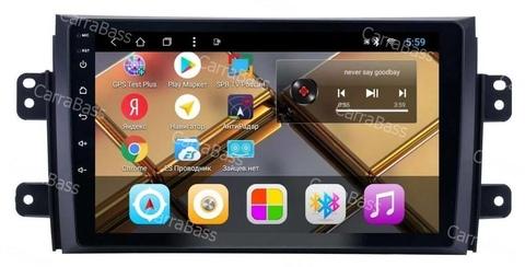 Головное устройство Suzuki SX4 2006-2013  Android 9.0 2/32GB  модель CB3028T8
