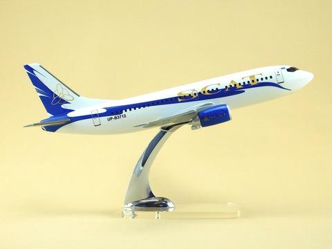 Модель самолета Boeing 737-300 (M1:100, SKAT)