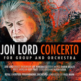 Jon Lord, Royal Liverpool Philharmonic Orchestra, Paul Mann / Concerto For Group And Orchestra (CD)