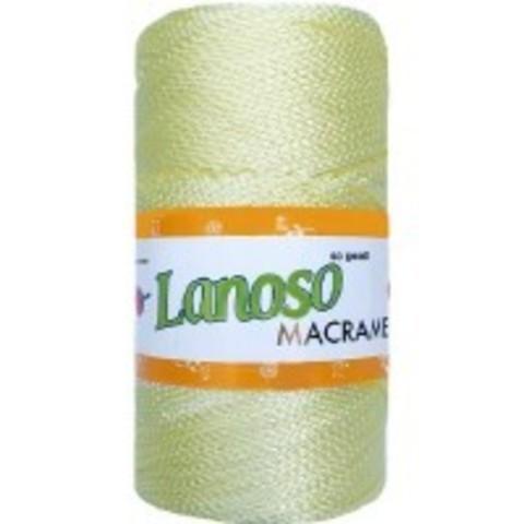 Lanoso MACRAME PP (100% полипропилен, 200гр/160м)