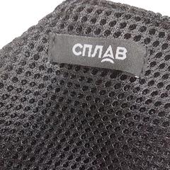 Маска защитная 3D черная