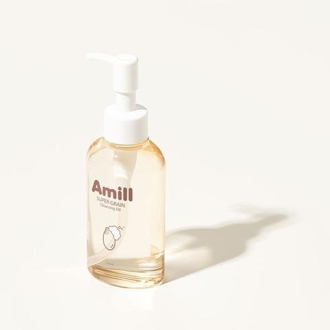 AMILL SUPER GRAIN CLEANSING OIL Масло для лица очищающее