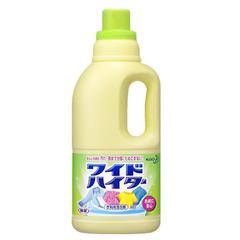 Жидкий кислородный отбеливатель KAO White Haiter для цветного белья 1 л