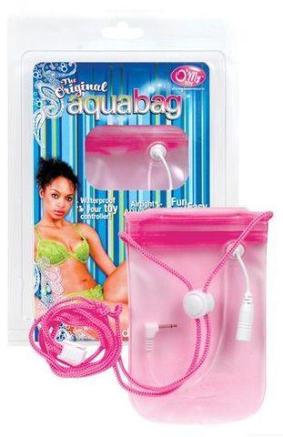 Аквамешок для защиты выносного блока питания вибратора Aqua Bag