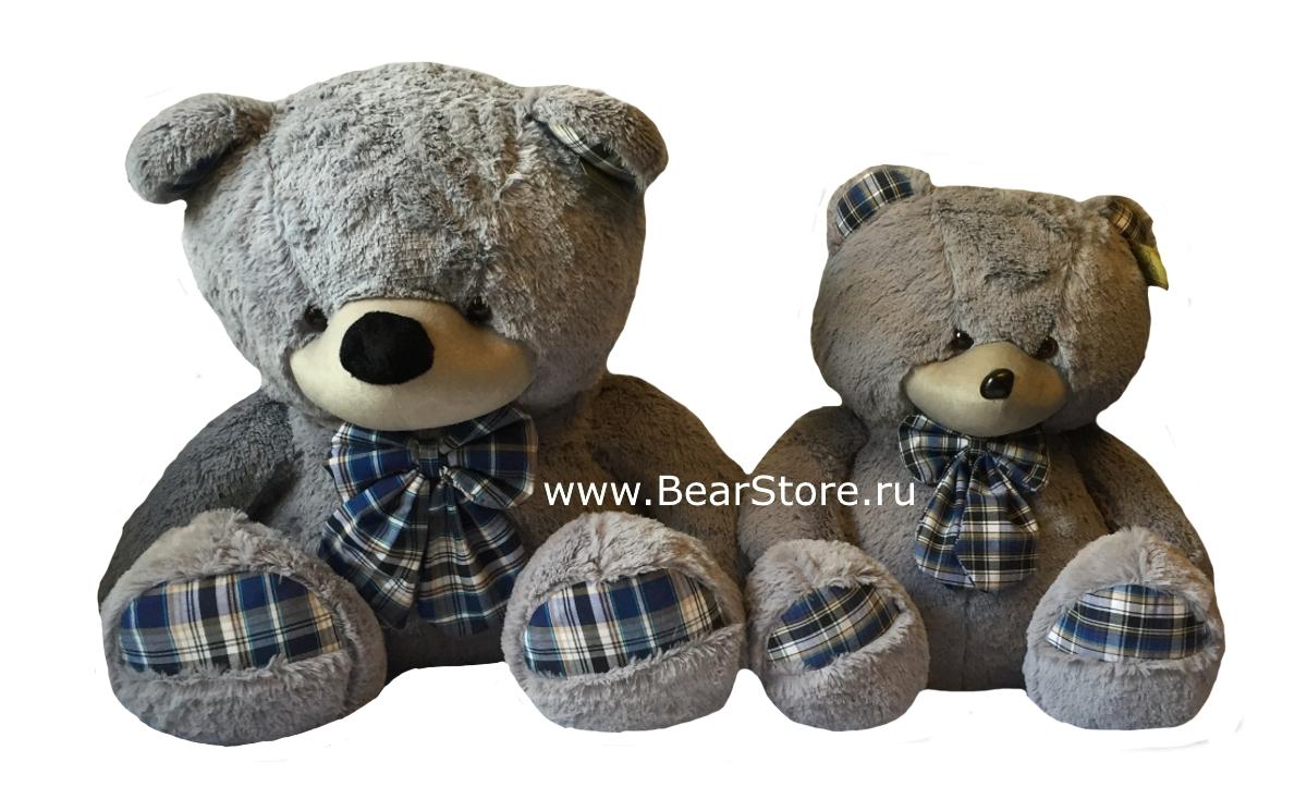 Медведь Максимильян 120 см и медведь Тоша 90 см