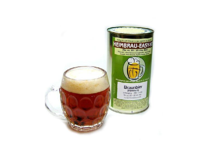 Экстракты Солодовый экстракт Brau Partner Fränkisches Braunbier Франконское коричневое пиво 6.jpg