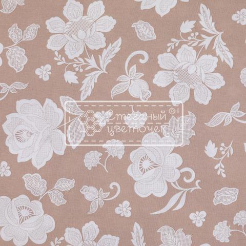 Ткань для пэчворка, хлопок 100% (арт. HOF0202)