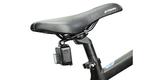 Крепление под седло велосипеда GoPro Pro Seat Rail Mount (AMBSM-001) под седлом вид сбоку