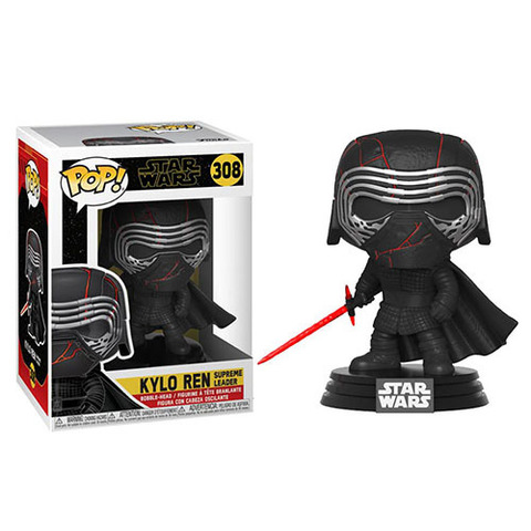 Funko POP! Star Wars Kylo Ren Supreme Leader || Кайло Рен Верховный Лидер 308 (Exc)