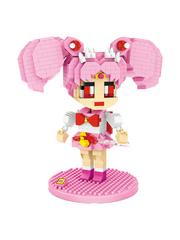 Конструктор LOZ Аниме Малышка Сейлор Мун 610 деталей NO. 9211 Anime Chibi Sailor Moon iBlockFun Series