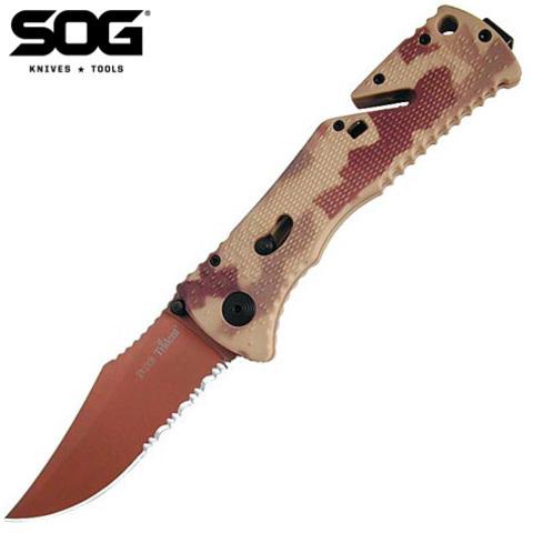 Нож SOG модель TF-5 Trident