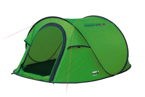Туристическая палатка High Peak Vision 3