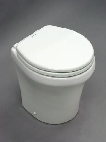 Туалет электрический с мацератором Dometic MasterFlush 8639