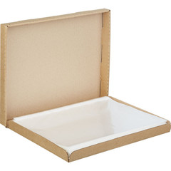 Файл-вкладыш Attache А4 35 мкм прозрачный гладкий 200 штук в упаковке