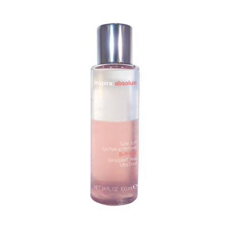 INSPIRA Двухфазный лосьон для снятия макияжа | Super Soft Eye Make Up Remover Bi-Phase