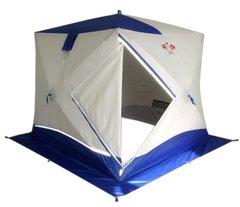 Зимняя палатка куб Пингвин Призма Премиум двухслойная