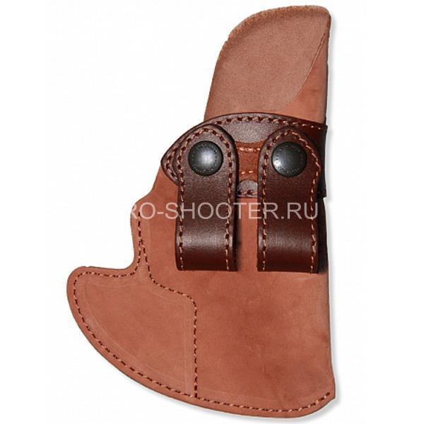 Кобура скрытого ношения для пистолета Гроза - 04 поясная ( модель № 13 )