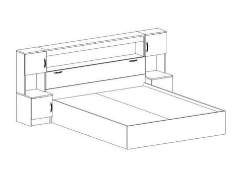 КР - 552 кровать