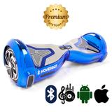 Hoverbot А15 Premium голубой (приложение + Bluetooth-музыка + сумка)