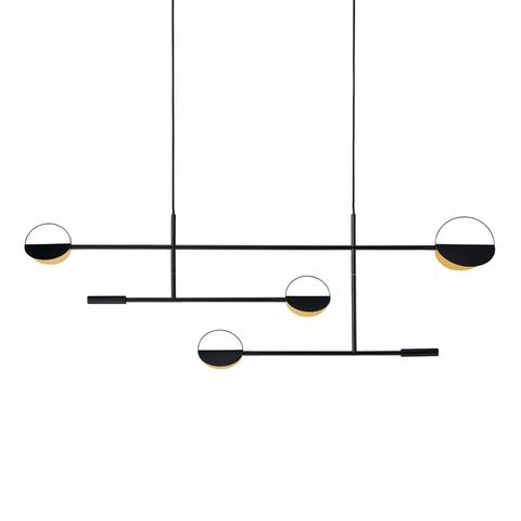 Подвесной светильник копия Leaves by Bolia (черный)