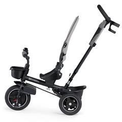 Велосипед Kinderkraft Spinstep Platinum Grey складной