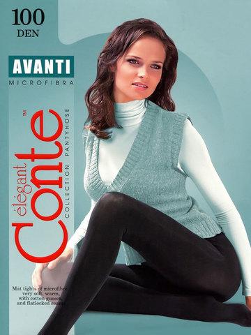 Колготки Avanti 100 XL Conte