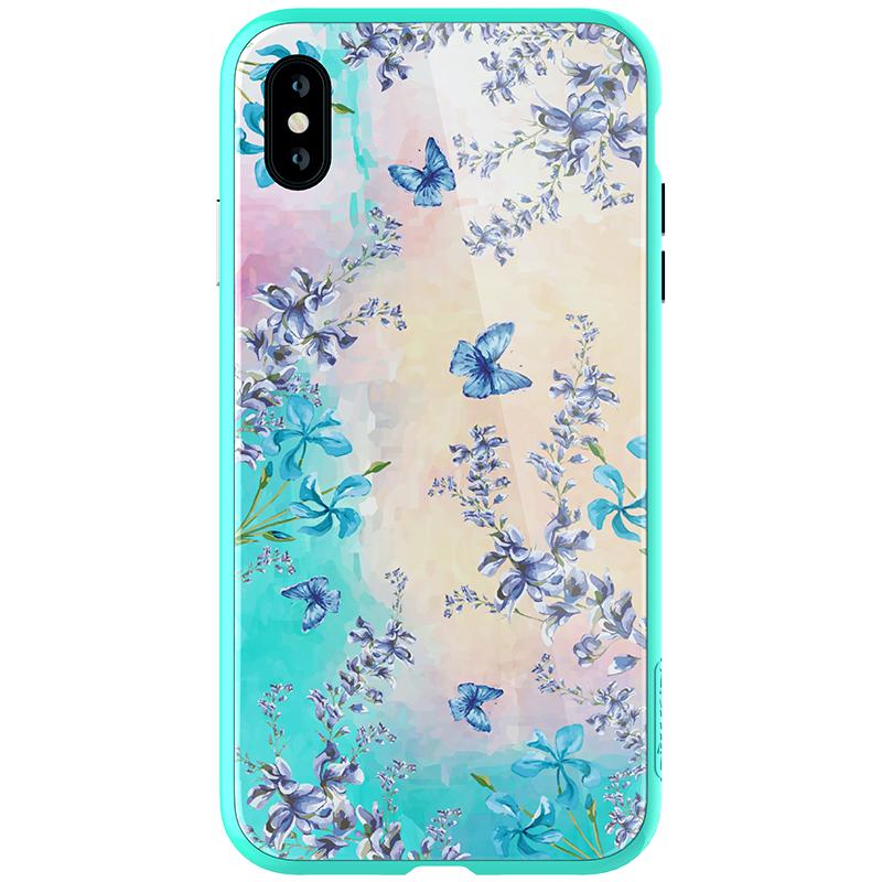 Чехлы Чехол Nillkin Blossom для Apple iPhone Xs Max 白底图_01.jpg