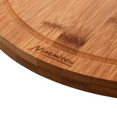 Доска разделочная бамбук 30 см