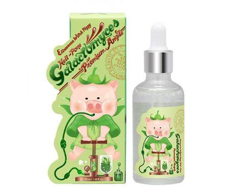 Elizavecca Сыворотка для лица с галактомисисом Witch Piggy Hell-Pore Galactomyces 97% Premium Ample, 50 мл