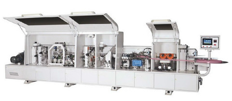 Автоматический кромкооблицовочный станок BoAnNi 468J