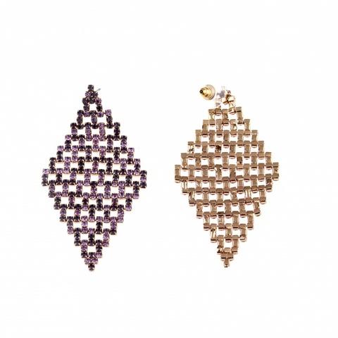 Серьги Gold AEN8781.3 BR/V