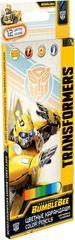 Karandaşlar Transformers 12 rəng