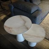Приставной журнальный столик peyote keramik, Италия