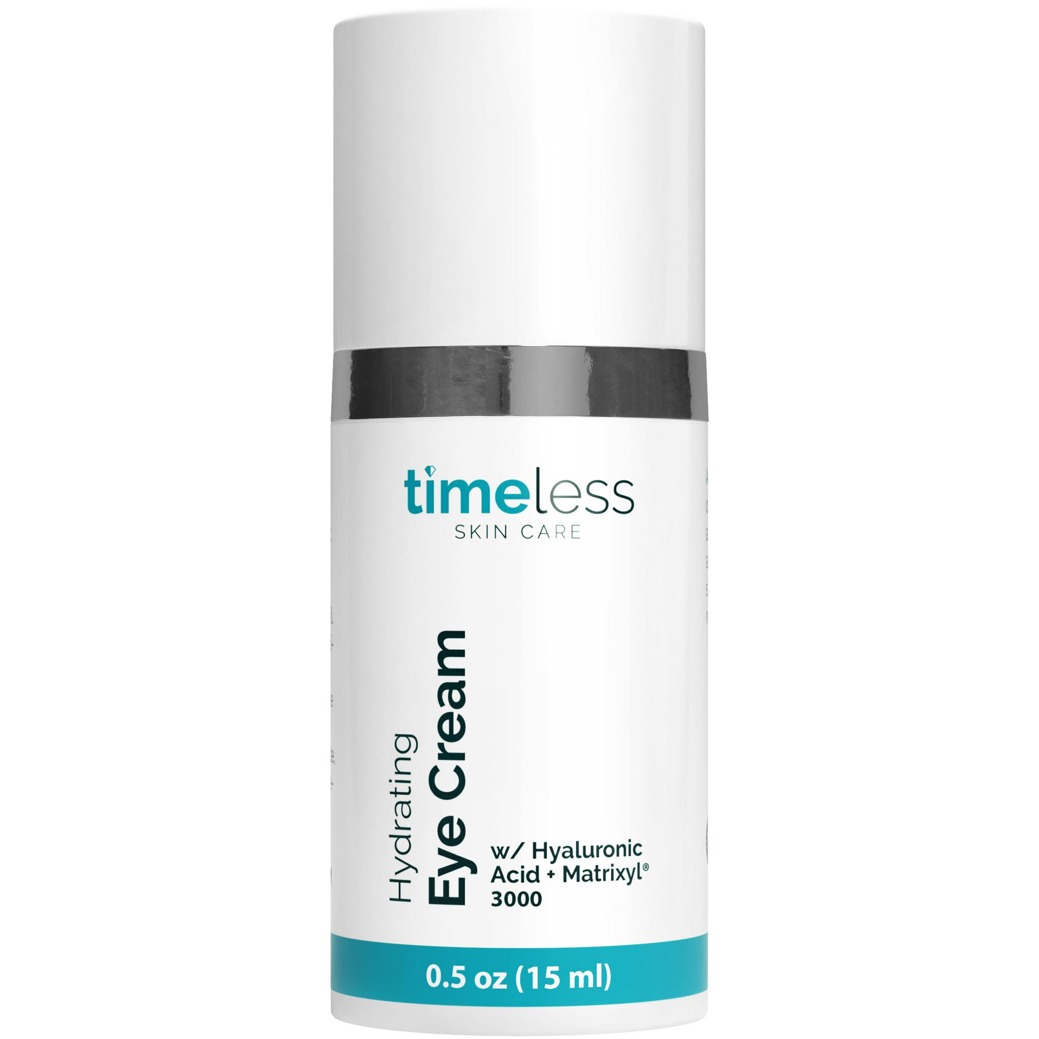 Timeless Hydrating Eye Cream крем для глаз 15 мл
