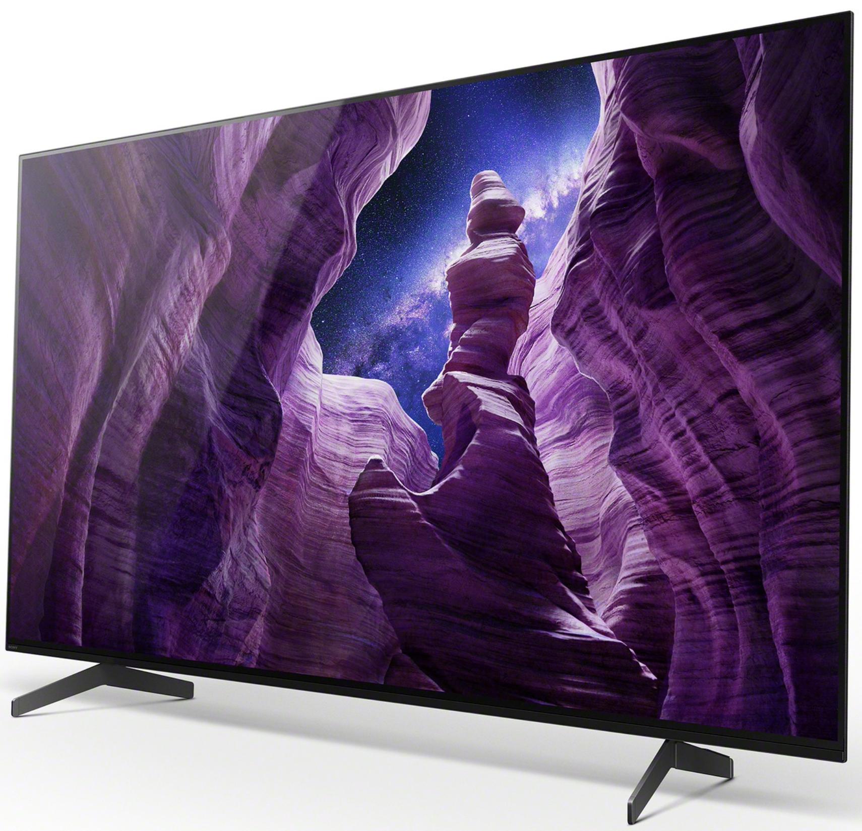 Купить OLED ТВ KD-55A8 в интернет-магазине Sony Centre