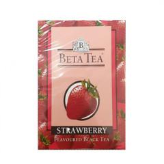 Çay \ Чай \ Black Tea BETA TEA STRAWBERRY 100 q