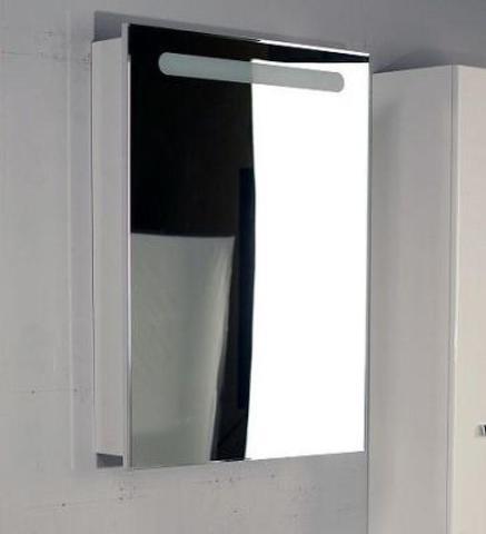 Комплект мебели Roca Victoria Nord Ice Edition 60 см (тумба с раковиной + зеркальный шкаф )