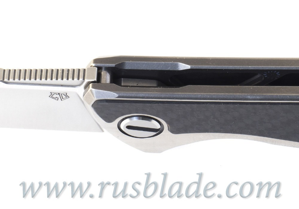 CUSTOM Shirogorov F95 M390 Rare Custom Division - фотография