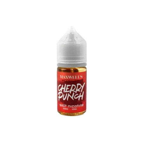 Жидкость Maxwells Salt Cherry Punch