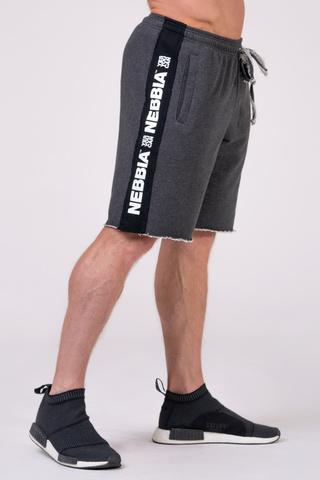 Мужские шорты Nebbia 177 grey