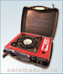 Газовая плитка Еврогаз MS-2000