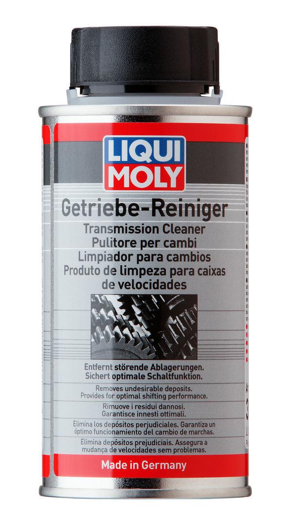 Liqui Moly Getriebe Reiniger  Промывка механических трансмиссий