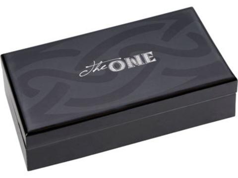 Pierre Cardin The One - Chrome, перьевая ручка, M