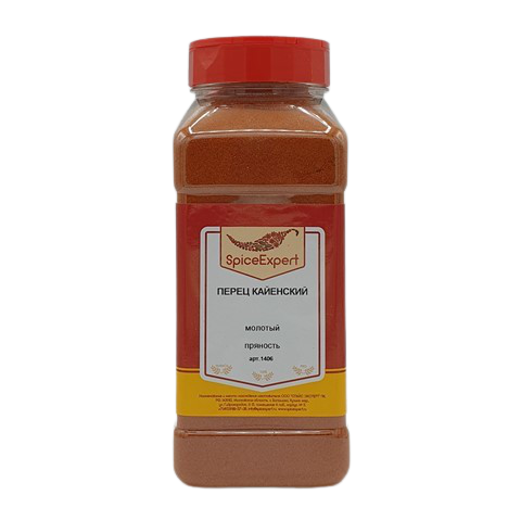 Перец Кайенский молотый Spice Expert, 500 гр