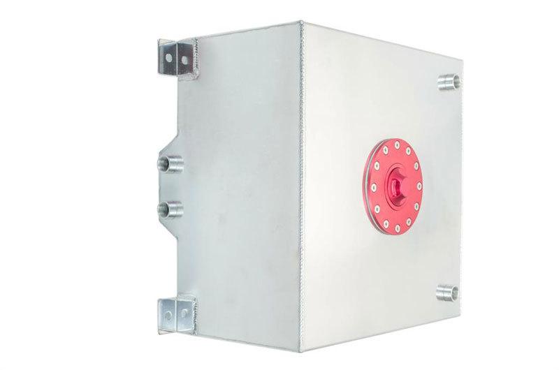 Гоночный Бензобак универсальный 56,8 литров алюминиевый с фитингами купить