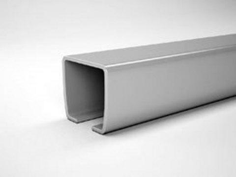 Шина направляющая Alutech до 500 кг. из оцинкованной стали