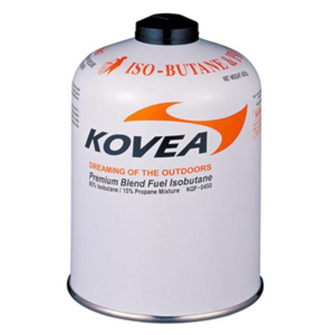 Картридж газовый Kovea 450 резьбовой
