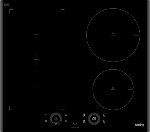 Индукционная варочная панель Korting HIB 64750 B Smart