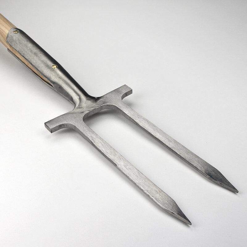 Вилы для роз Sneeboer 2 зубца  85 см D-рукоятка