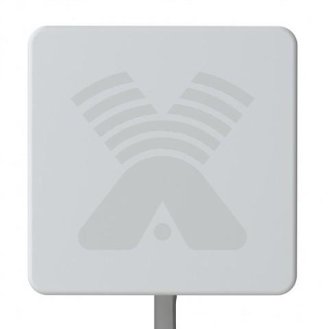 ZETA - широкополосная панельная LTE антенна 2G/3G/4G/Wi-Fi (17-20dBi)